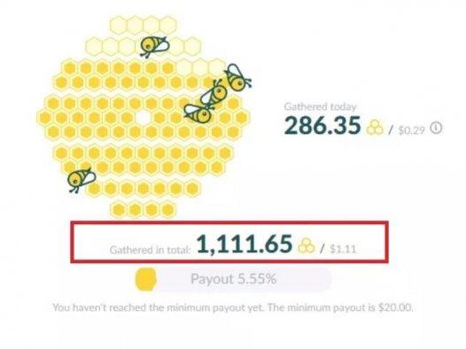 国外网赚项目之国外手机挂机赚钱软件Honeygain!